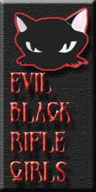 Evil Black Rifle Girls